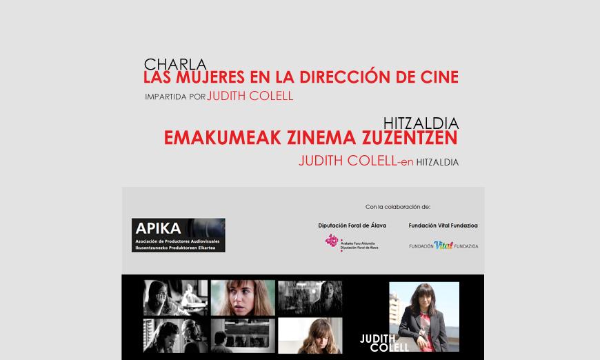 Charla Judith Colell Apika