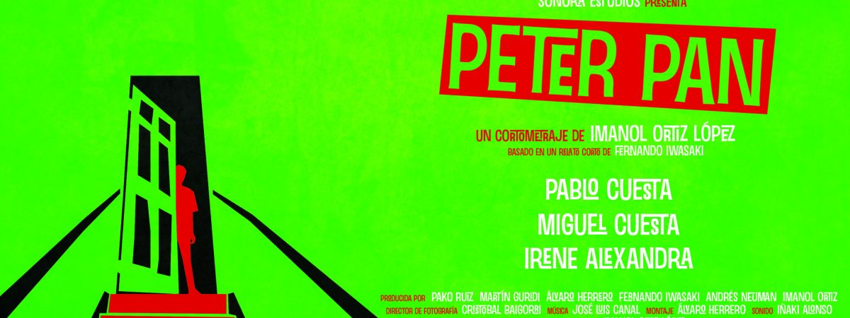 Peter Pan Imanol Ortiz