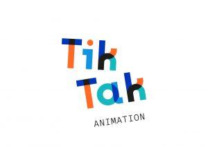 Logo TIK TAK animation