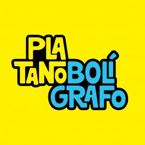 Platano Boligrafo Logo